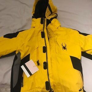 Kids Spyder jacket